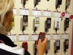 Kryzys uderza w rynek <strong>telefonów</strong> komórkowych