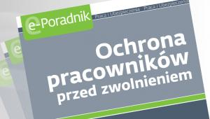 Ochrona pracownikw przed zwolnieniem