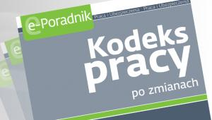 Kodeks pracy po zmianach