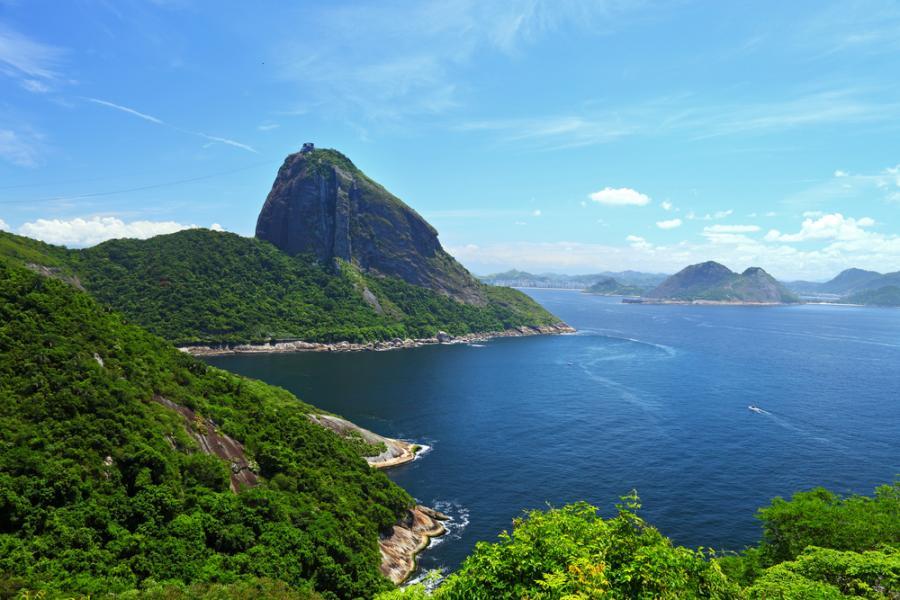 Imagens de lindas paisagens do Brasil com belas mensagens