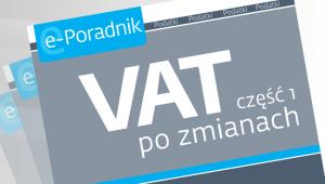 VAT cz 1 po zmianach