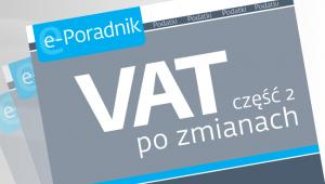 VAT cz 2 po zmianach
