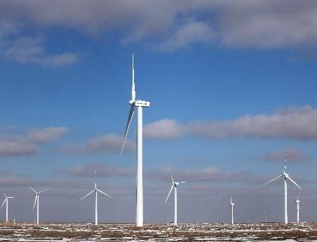 Farma wiatrowe