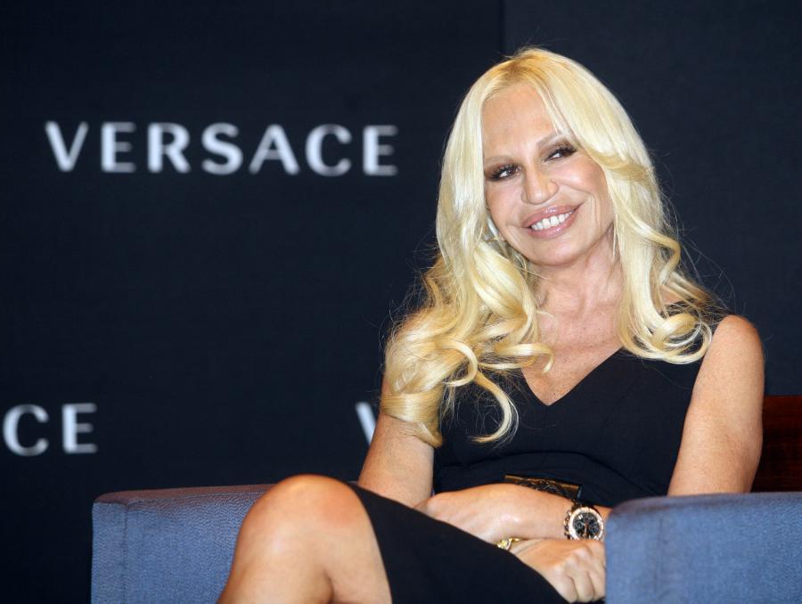 Gianni Versace - historia skazanego na modę - zdjęcie - Kultura - serwis kult...