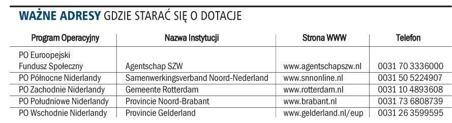 <strong>Holandia</strong> oferuje przyjazny system podatkowy