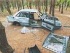 Nielegalnie demontujemy 700 tys. samochodów rocznie. Zamiast do stacji, pojazdy trafiają do lasów