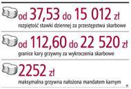 W jaki sposób fiskus może ściągać nałożone na podatników kary
