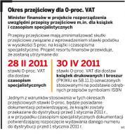Sprzedawcy prasy zapłacą za wyższy <strong>VAT</strong>