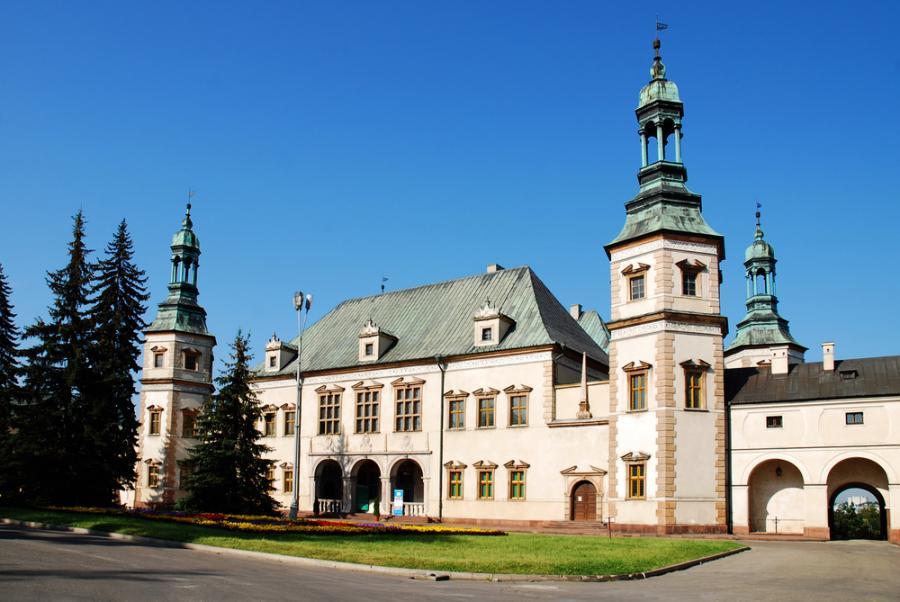 Pałac Biskupów w Kielcach, fot. Shutterstock.