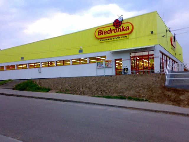 Sklep Biedronka Fot. flikr, jakub.szestowicki, Attribution-ShareAlike 2.0 Generic