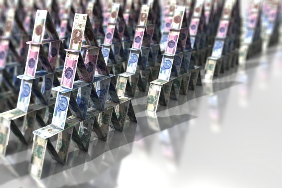 Ile można zarobić na byciu naganiaczem? Najlepsi wyciągają nawet kilkadziesiąt tysięcy złotych miesięcznie.