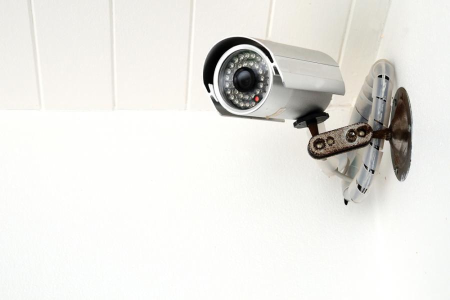 kamera, monitoring