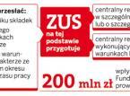 Firmom zostały trzy dni na zawiadomienie <strong>ZUS</strong> o pracownikach z prawem do emerytury pomostowej