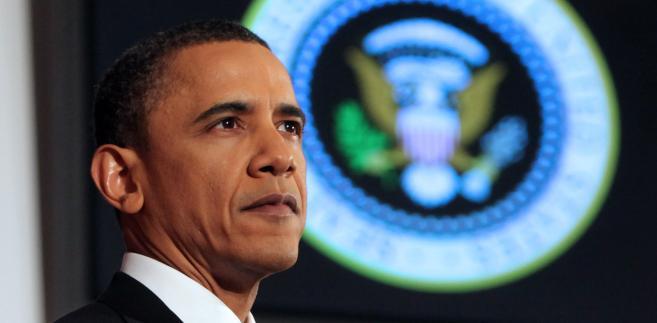 Prezydent USA Barack Obama nie umie rozwiązać najważniejszego problemu swojego kraju.