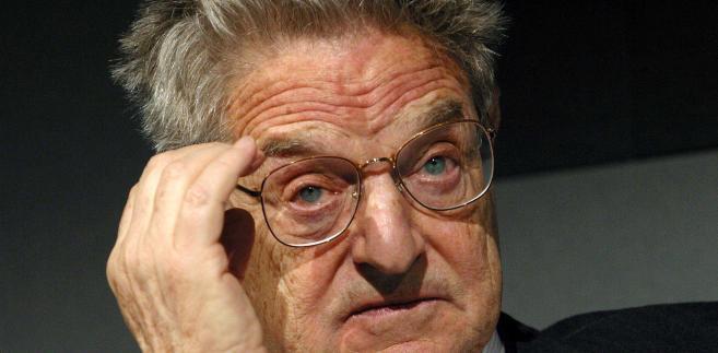 """Soros uważa, że perspektywa długotrwałej depresji i Europy dwóch poziomów """"w końcu zniszczyłaby Unię Europejską""""."""