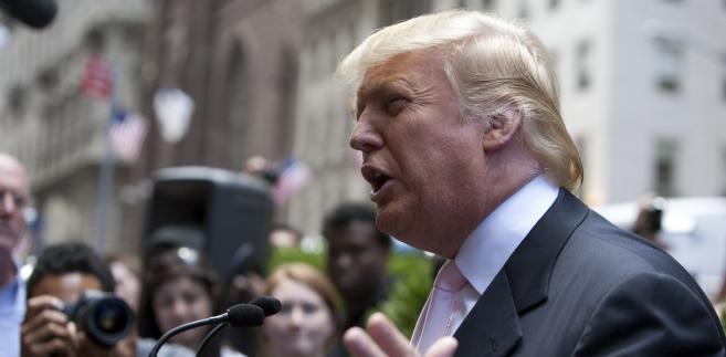 Trump: Stany Zjednoczone powinny nasilić walkę z islamistami