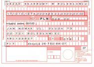 Jest instrukcja wypełniania <strong>potwierdzenia</strong> <strong>wpłat</strong> na konta organów podatkowych