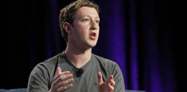Mark Zuckerberg - zobacz galerię zdjęć
