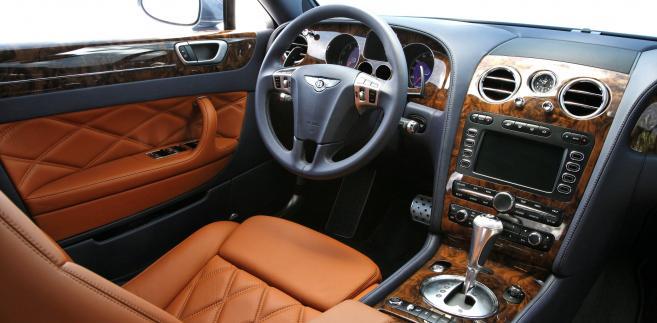 Bentley Flying Spur Speed -coraz bardziej ulubiona marka bogatych Chińczyków.