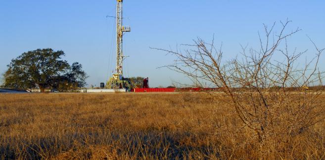 Poszukiwanie gazu łupkowego