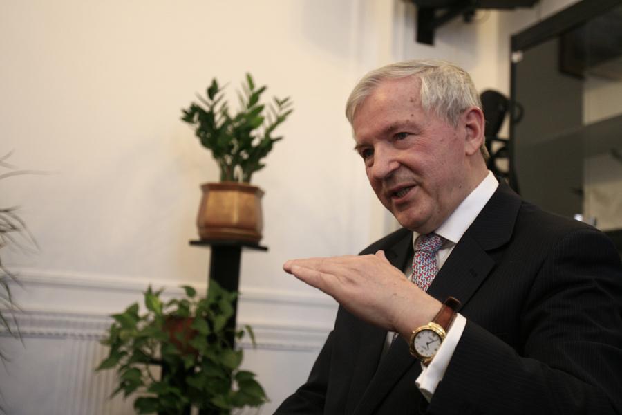prof. Stanisław Gomułka, były wiceminister finansów, główny ekonomista Business Centre Club