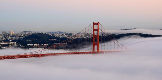 Most Golden Gate, autor: Mbz1, licencja: Creative Commons Attribution-Share Alike 3.0 Unported