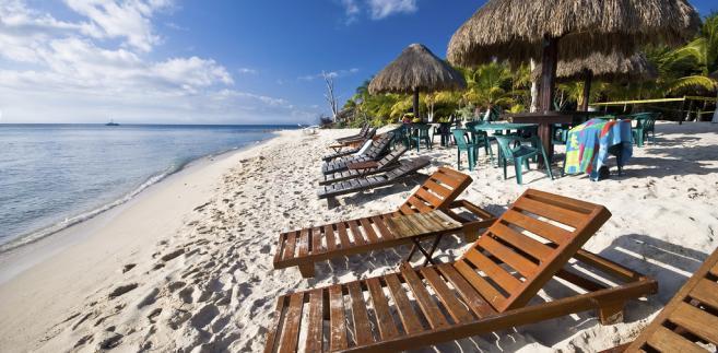 Plaża na wyspie Cozumel w Meksyku Fot.flickr/Grand Velas Riviera Maya