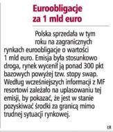 """""""Polska negocjuje pożyczkę z EBI <strong>dla</strong> Krajowego <strong>Funduszu</strong> Drogowego"""""""