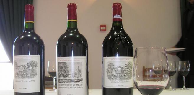 Wino może okazać się lepszą inwestycją od akcji