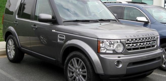 Land Rover LR4 w wersji na rynek amerykański, autor: IFCAR, licencja: public domain