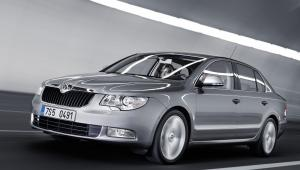 Skoda Superb II ,autor: Michel de Vries, licencja:Creative Commons Attribution-Share Alike 3.0