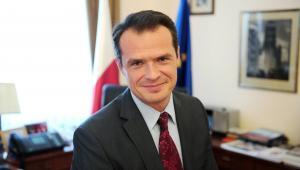 """Sławomir Nowak jest """"jedynką"""" wyborczej listy PO w woj. pomorskim."""