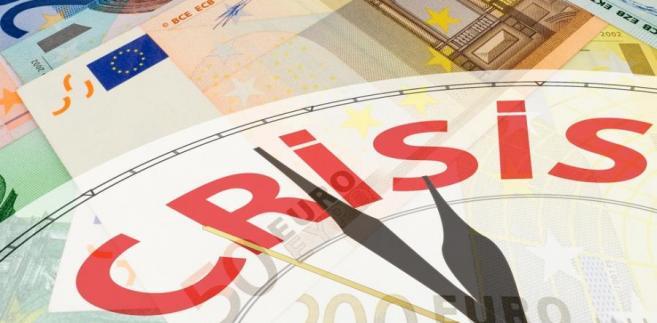 Euro, kryzys Fot. Shutterstock