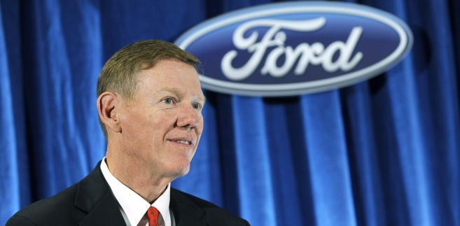 Alan Mulally z Forda.