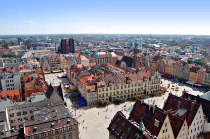 Wrocław źródło: materiały prasowe