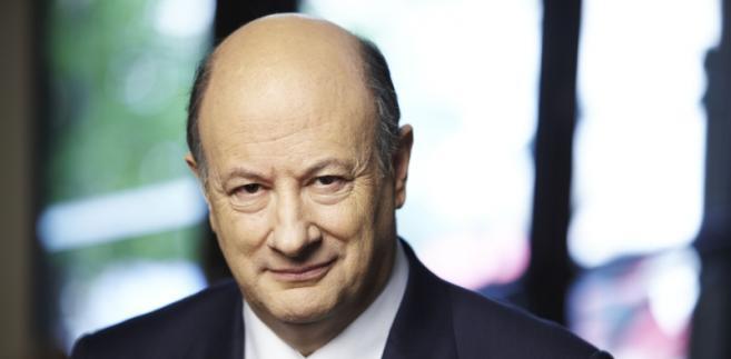 Minister Finansów Jacek Rostowski. Fot. Materiały Prasowe.