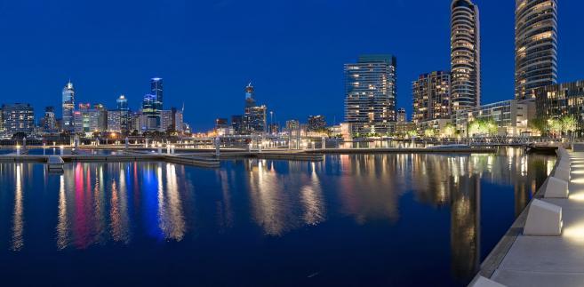 Melbourne, Australia. To tu miało dojść do zamachu