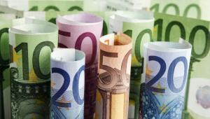 Banknoty euro fot. shutterstock.com