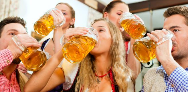 Sprzedaż alkoholu wzrosła o ok. 8 proc. w porównaniu z zeszłym rokiem