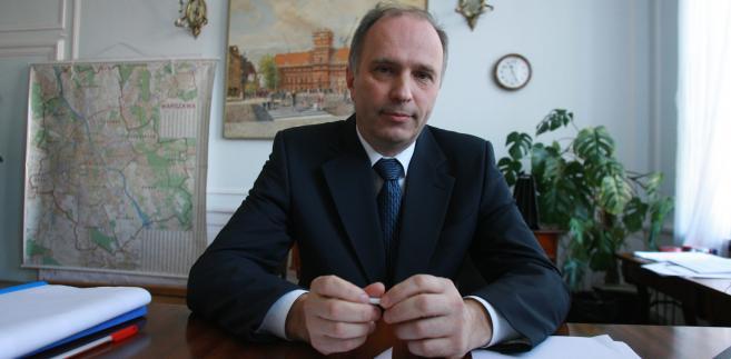 Andzrej Jakubiak. Fot. Rafał Meszka/Newspix.pl