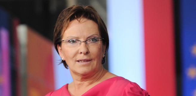 Zobacz sylwetkę Ewy Kopacz - pierwszej kobiety na stanowisku marszałka Sejmu