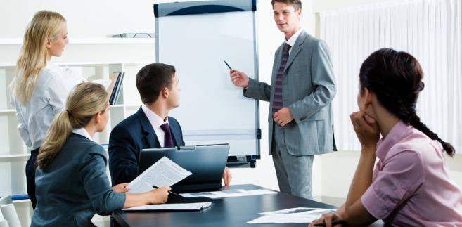 Niektórym urzędom pracy zdarza się oferować kilkanaście typów szkoleń.