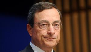Nowy szef EBC Mario Draghi