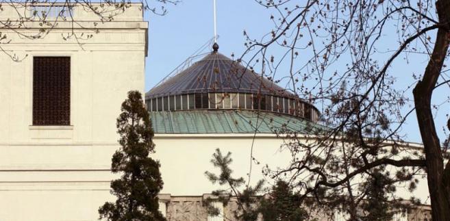 To nie koniec sejmowej burzy wokół Trybunału Konstytucyjnego