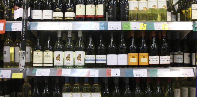 Wina z wyższej półki to nowy trend w dyskontach