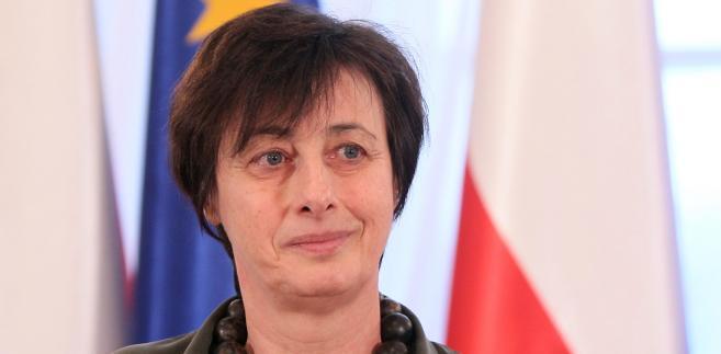 Irena Wóycicka, Autor: Strona Kancelarii Prezydenta RP www.prezydent.pl, licencja: GNU Free Documentation License 1.2