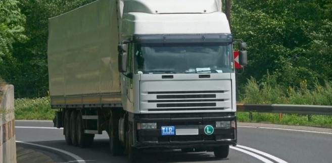 Kierowcy nazywają wyprzedzanie przez tiry wyścigami słoni (nazwa przyszła do nas z niemieckich dróg)