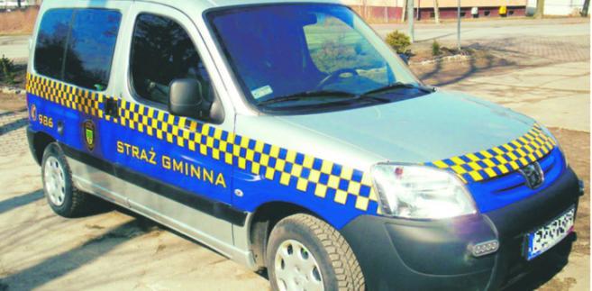 Nowe samochody straży miejskiej wyjadą na nasze ulice dopiero po 1 lipca 2012 r. Fot. Materiały prasowe