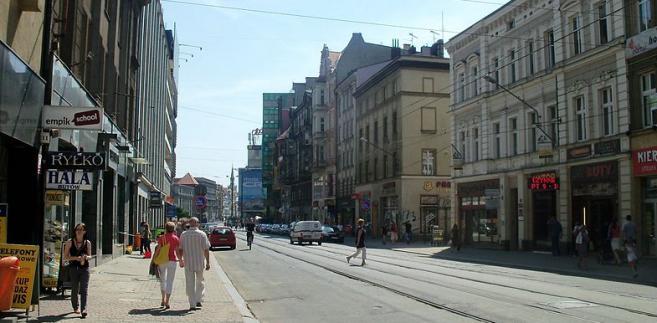 ul. 3 Maja, Katowice,