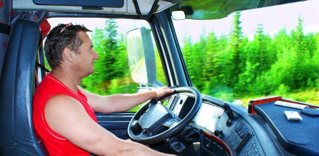 Zawodowi kierowcy powinni przedstawić pracodawcy oświadczenie o przeciętnej tygodniowej liczbie godzin